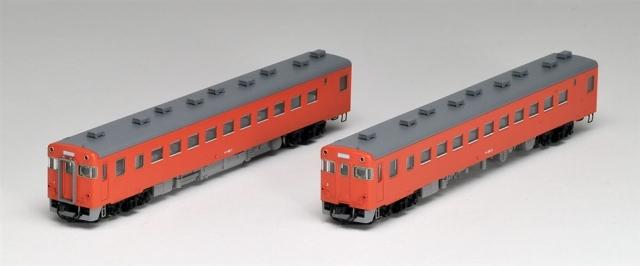 トミックス Nゲージ 国鉄 キハ46形ディーゼルカー(首都圏色)セット 鉄道模型 98003