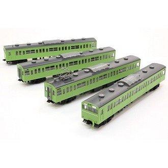 トミックス Nゲージ 国鉄 103系通勤電車(高運転台ATC車・ウグイス)基本セット 鉄道模型 98209