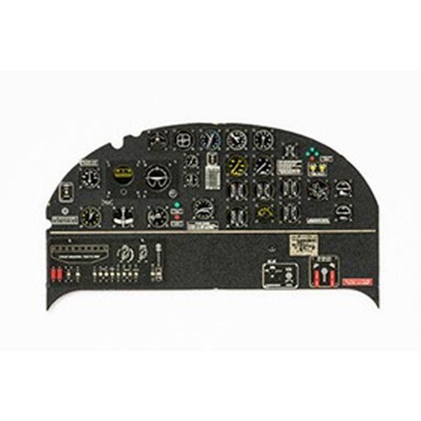 【5月予約】ヤフーモデル 1/32 B-25Jミッチェル・着色計器板・HKM 模型用グッズ YMA3238