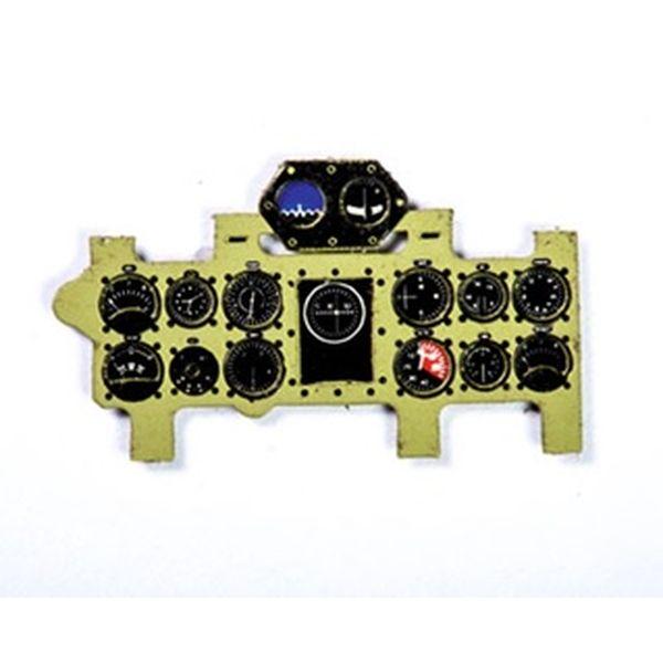 【5月予約】ヤフーモデル 1/48 A6M2零式艦上戦闘機21型・中島色・着色計器板・タミヤ 模型用グッズ YMA4826