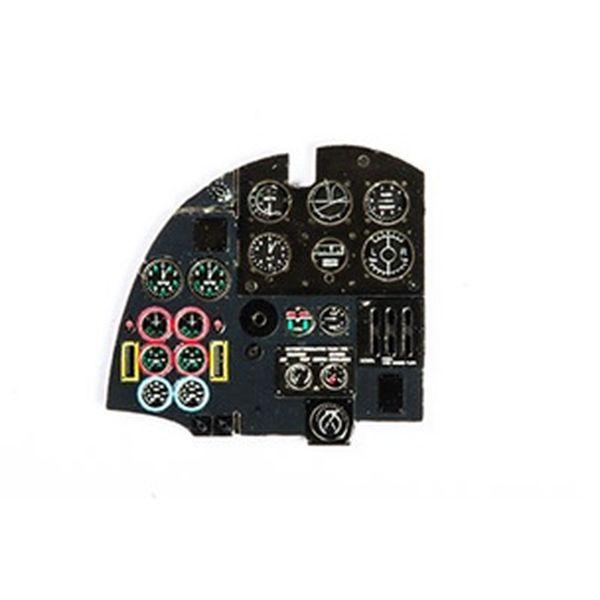【5月予約】ヤフーモデル 1/48 モスキートNF.II/FB.VI・着色計器板・タミヤ 模型用グッズ YMA4830