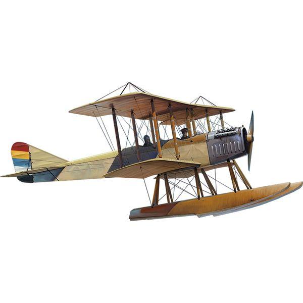 【5月予約】ブロンコモデルズ 1/48 中国・甲(CHIA)型複葉水上機1919・中国初国産機(FB4015) スケールモデル CBF48015