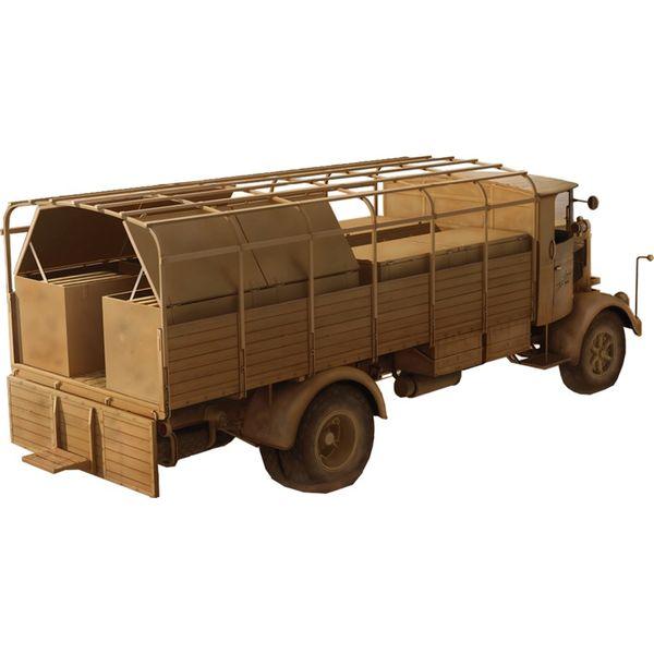 【6月予約】IBG 1/35 伊・ランチャア3Ro対空砲弾薬運搬トラック対空自走砲用 スケールモデル PB35064