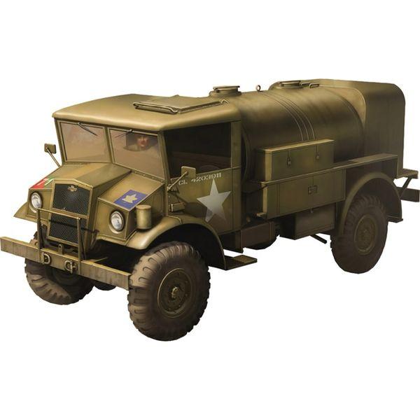 【6月予約】IBG 1/72 英・シボレーC60Sトラックタンクローリー スケールモデル PB72092