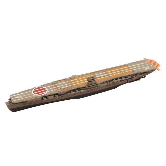 プラッツ 1/2000 加賀&飛龍 2艦セット (半塗装済みキット) 「アズールレーン」より スケールプラモデル AZL-2