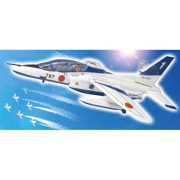 【5月予約】プラッツ/エフトイズ 1/144 T-4 ブルーインパルス 2021 6機セット スケールモデル SP-157