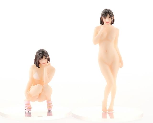 マックスファクトリー 1/20 PLAMAX Naked Angel 麻里梨夏 スケールモデル 4545784012017