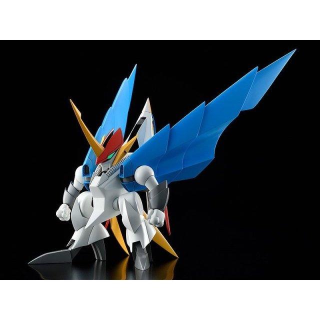 マックスファクトリー PLAMAX MS-06 空王丸 「魔神英雄伝ワタル」より キャラクタープラモデル 4545784012192