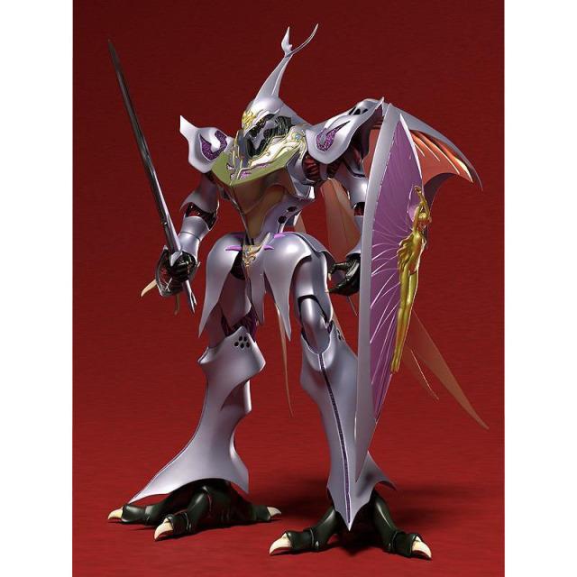 【5月予約】マックスファクトリー PLAMAX サーバイン 「聖戦士ダンバイン」より キャラクタープラモデル 4545784012352