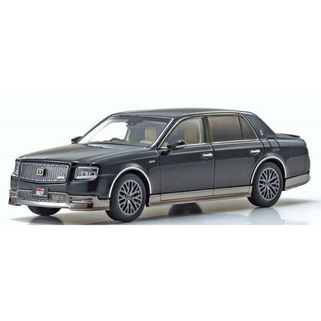 京商 1/43 トヨタ センチュリー GRMN ブラック 完成品ミニカー KS03694GBK