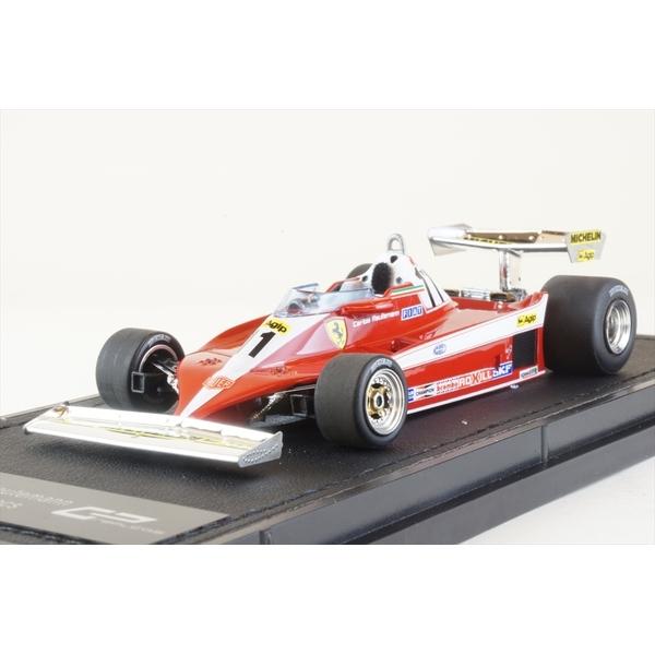 トップマルケス 1/43 フェラーリ 312 T3 No.11 F1 C.ロイテマン 完成品ミニカー GRP43022A