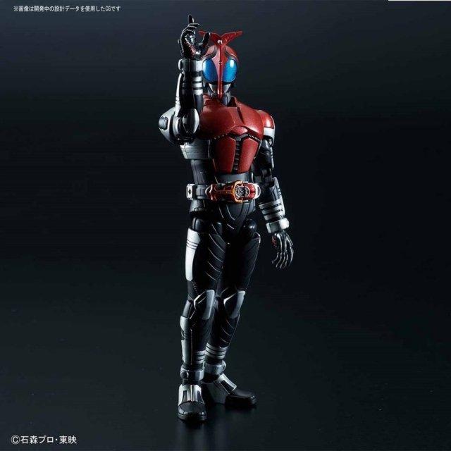 バンダイ Figure-rise Standard 仮面ライダーカブト 「仮面ライダーカブト」より プラモデル 5057063