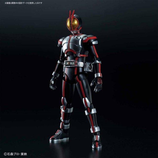 バンダイ Figure-rise Standard 仮面ライダーファイズ 「仮面ライダーファイズ」より プラモデル 5057064