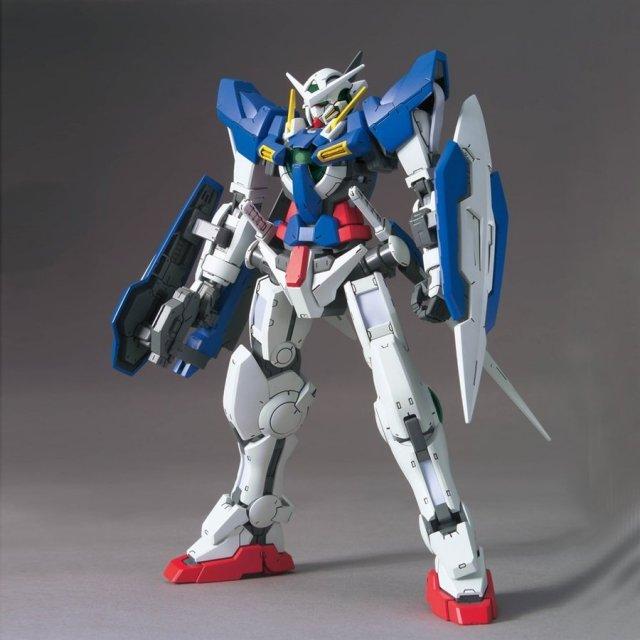 バンダイ 1/100 No.01 GN-001 ガンダムエクシア 「機動戦士ガンダム00」より ガンプラ 5057936