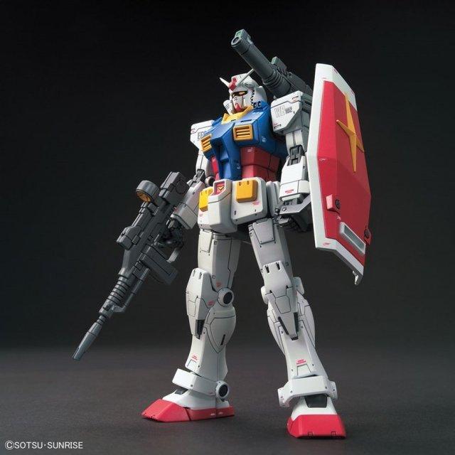 バンダイ HG 1/144 RX-78-02 ガンダム(GUNDAM THE ORIGIN版) 「機動戦士ガンダム THE ORIGIN」より ガンプラ 5058929
