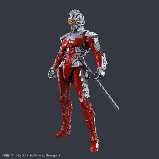 バンダイ Figure-rise Standard ULTRAMAN SUIT Ver7.5 -ACTION- 「ULTRAMAN」より キャラクタープラモデル 5059538
