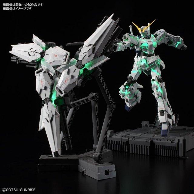 バンダイ MGEX 1/100 RX-0 ユニコーンガンダム Ver.Ka 「機動戦士ガンダムUC」より ガンプラ 5060277