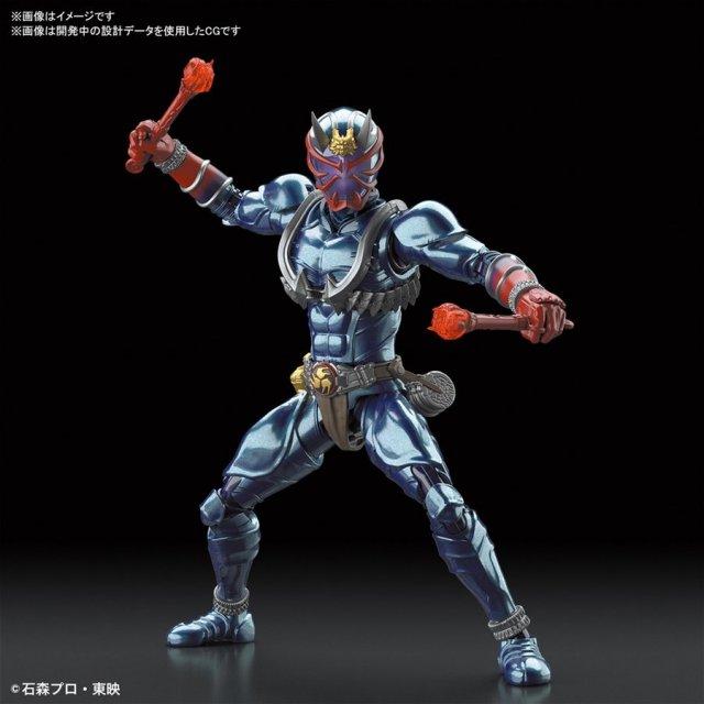 バンダイ Figure-rise Standard 仮面ライダー響鬼 キャラクタープラモデル 5060442