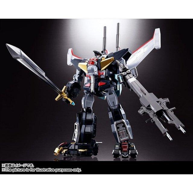 バンダイ 超合金魂 GX-13R 超獣機神ダンクーガ(リニューアルバージョン) フィギュア 4573102607270