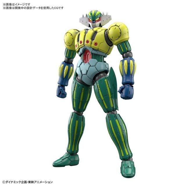 バンダイ HG 1/144 鋼鉄ジーグ(INFINITISM) キャラクタープラモデル 2535725