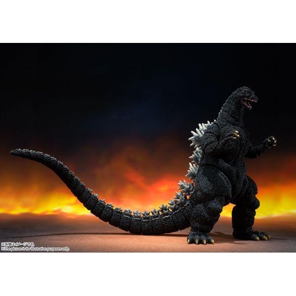 【8月予約】バンダイ S.H.MonsterArts ゴジラ (1989) 「ゴジラvsビオランテ」より フィギュア 4573102615053