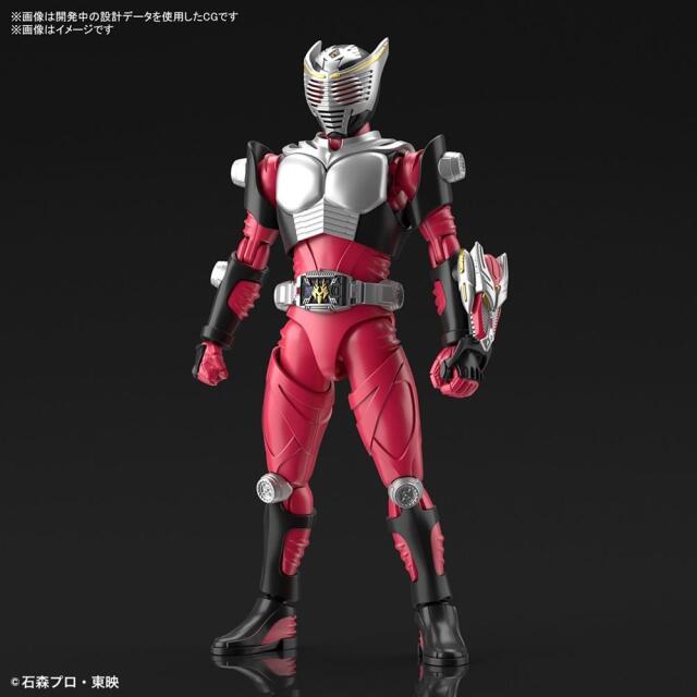 バンダイ FIGURE RISE STANDARD 仮面ライダー龍騎 キャラクタープラモデル 5061557