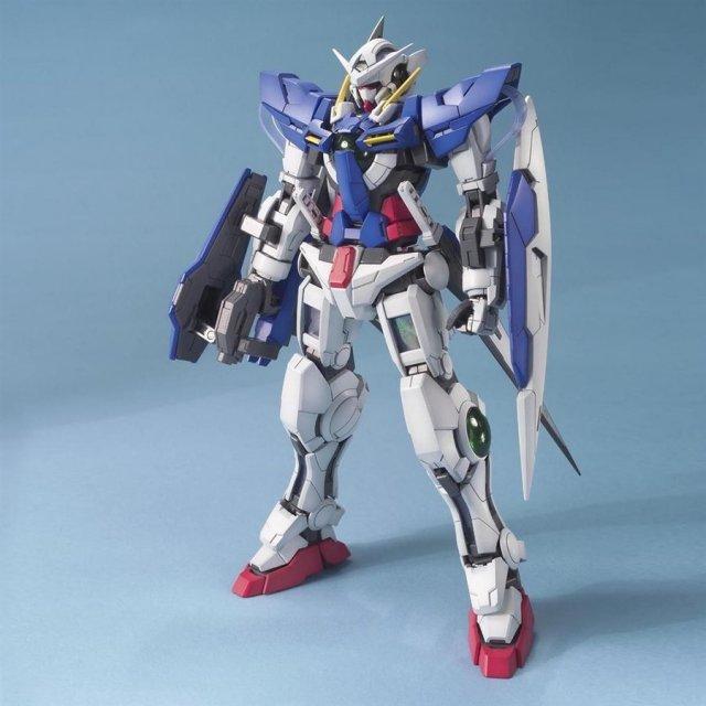 バンダイ MG 1/100 GN-001 ガンダムエクシア 「機動戦士ガンダム00」より ガンプラ 5061586