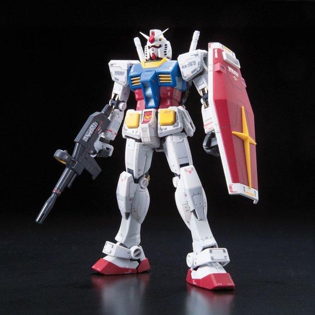 バンダイ RG 1/144 RX-78-2 ガンダム 「機動戦士ガンダム」より ガンプラ 5061594
