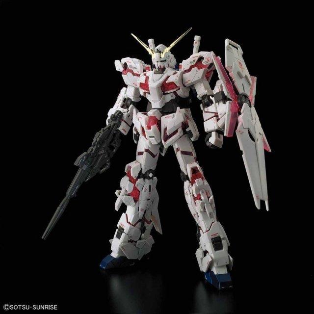 バンダイ RG 1/144 RX-0 ユニコーンガンダム 「機動戦士ガンダムUC」より ガンプラ 5061620