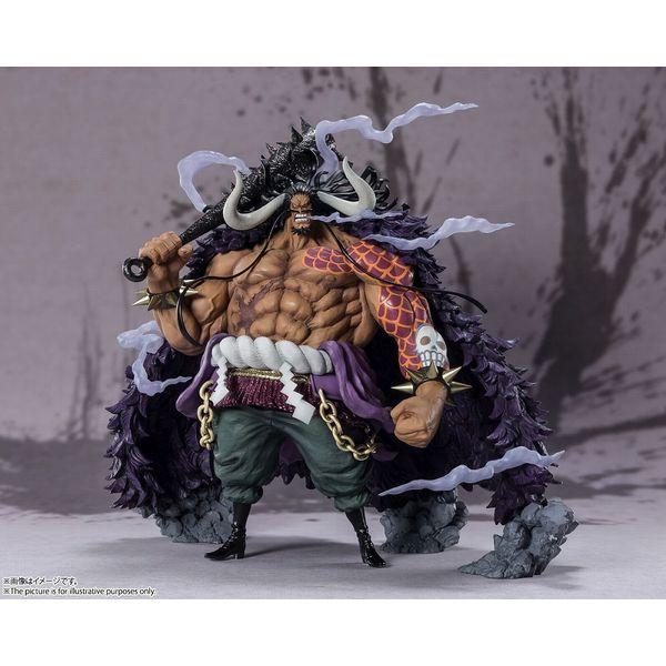 【10月予約】バンダイ フィギュアーツZERO [EXTRA BATTLE]百獣のカイドウ 「ONE PIECE」より フィギュア 4573102617408