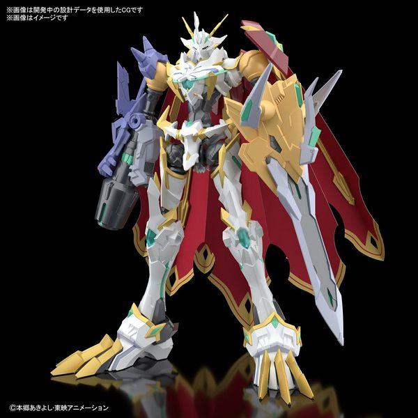 【11月予約】バンダイ FIGURE-RISE STANDARD オメガモン X抗体(AMPLIFIED) 「DIGITAL MONSTER X-evolution」より キャラクタープラモデル 5062023
