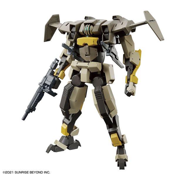 【1月予約】バンダイ HG 1/72 ブレイディハウンド 「境界戦機」より キャラクタープラモデル 5062945