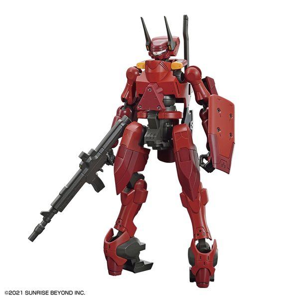 【2月予約】バンダイ HG 1/72 ニュウレン 「境界戦機」より キャラクタープラモデル 5062951