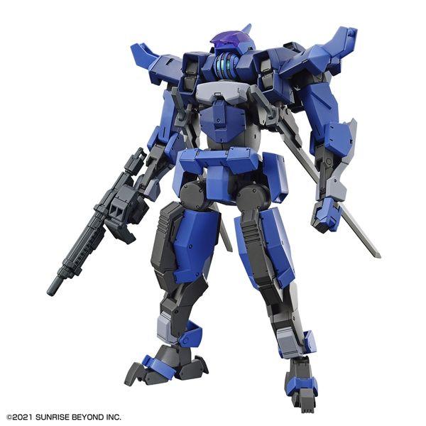【3月予約】バンダイ HG 1/72 ブレイディハウンド(ブラッド専用機) 「境界戦機」より キャラクタープラモデル 5062955