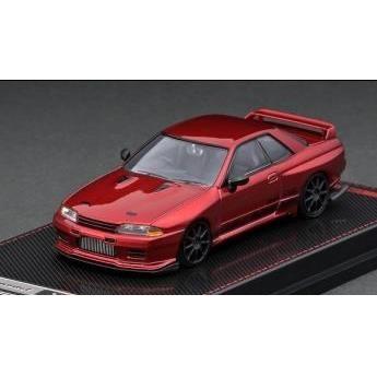 【8月予約】イグニッションモデル 1/64 トップシークレット ニッサン GT-R VR32 レッドメタリック 完成品ミニカー IG2392