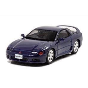 【2月予約】カーネル 1/43 ミツビシ GTO ツインターボ Z16A 1996 マリアナブルーパール 完成品ミニカー CN439606
