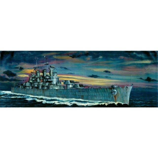 ベリーファイア 1/350 米海軍 軽巡洋艦 USS クリーブランド CL-55 スケールプラモデル VFM350920