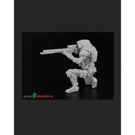 【2月予約】グリーンストロベリー 1/35 R.U-R 狙撃ロボット 模型用グッズ HAUGS135013