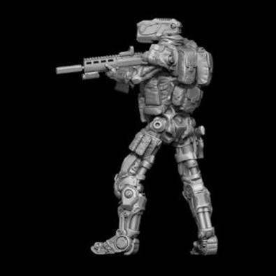 【2月予約】グリーンストロベリー 1/35 R.U-R 斥候ロボット 模型用グッズ HAUGS135014