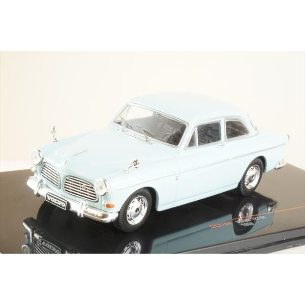 イクソ 1/43 ボルボ 123 GT 1968 ライトブルー 完成品ミニカー CLC372N