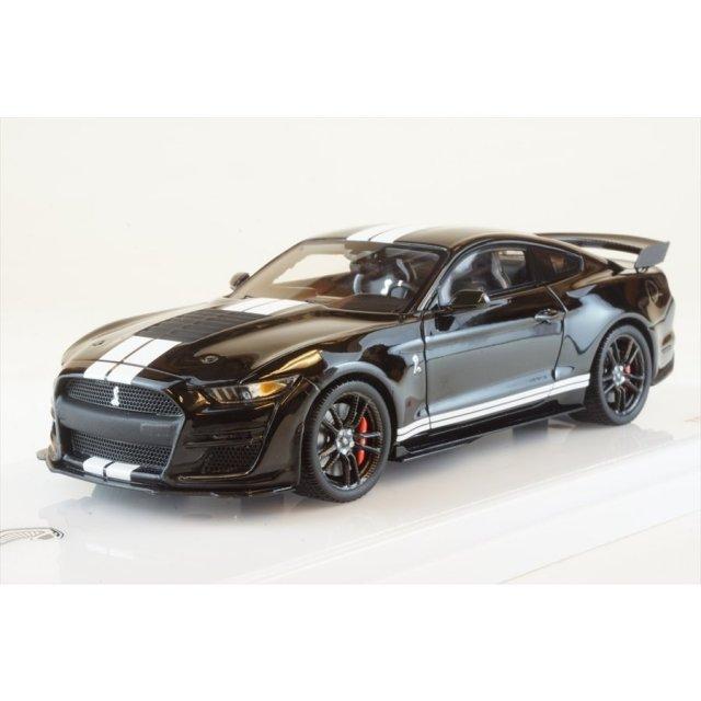 トゥルースケール 1/43 フォード マスタング シェルビー GT500 シャドウ ブラック 完成品ミニカー TSM430478