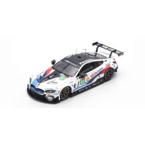 トゥルースケール/スパーク 1/43 BMW M8 GTE No.82 チームMTEK 2018 ル・マン24時間 A.ファルフス/and more 完成品ミニカー TSM430488