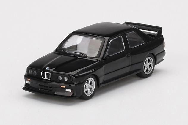 【4月予約】MINI GT 1/64 BMW M3 ACシュニッツァーS3スポーツ ブラック 左ハンドル 完成品ミニカー MGT00119-L