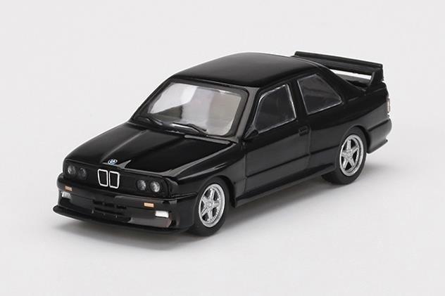 【4月予約】MINI GT 1/64 BMW M3 ACシュニッツァーS3スポーツ ブラック 右ハンドル 完成品ミニカー MGT00119-R