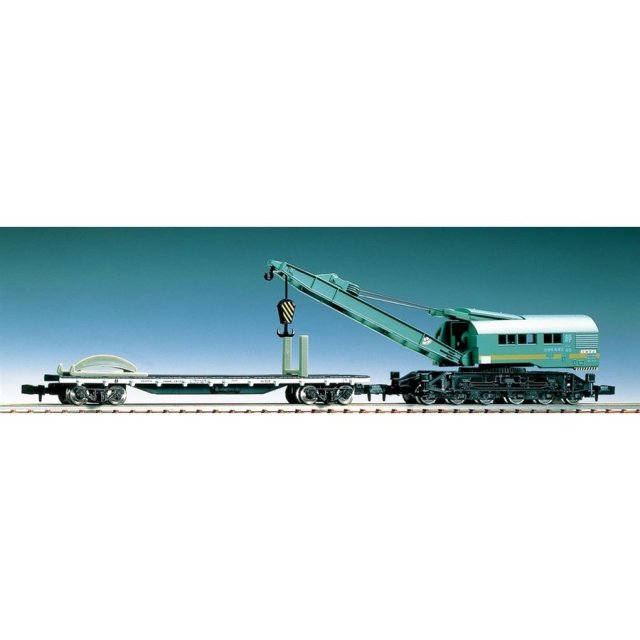 トミックス Nゲージ 国鉄貨車 ソ80形(グリーン・チキ7000形付) 鉄道模型 2772