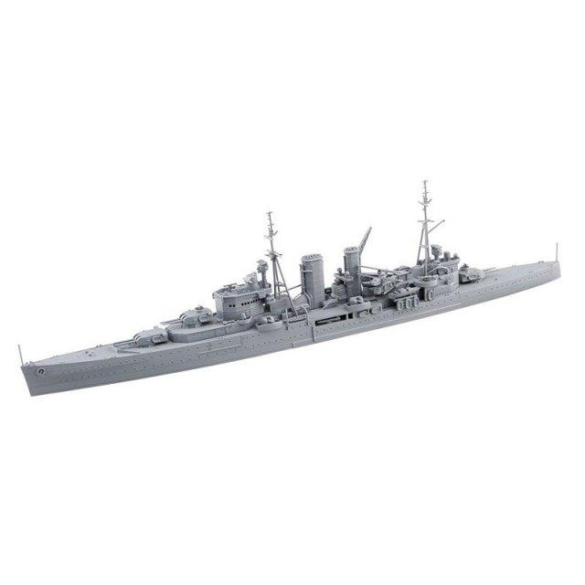 アオシマ 1/700 英国海軍 重巡洋艦 エクセター スラバヤ沖海戦 ...