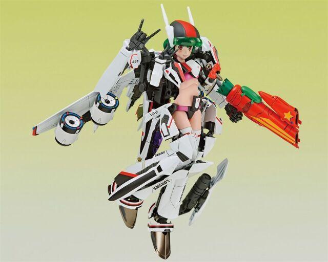 【5月予約】アオシマ ACKS MC-09 V.F.G VF-25F メサイア ランカ・リー 「マクロスF」より キャラクタープラモデル 4905083057223
