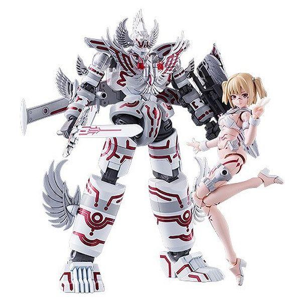 【10月予約】アオシマ ACKS No.GR-02 合体 アトランジャーΩ 「合体ロボット アトランジャー」より キャラクタープラモデル 4905083058091