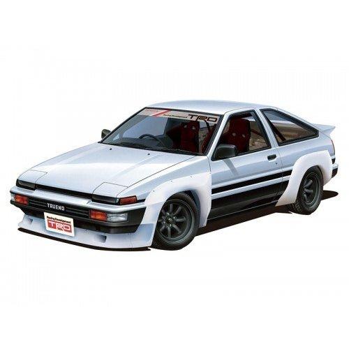 アオシマ 1/24 ザ・チューンドカー No.29 TRD AE86トレノ N2仕様 '85(トヨタ) スケールモデル 4905083058961
