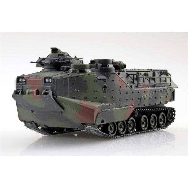 【4月予約】アオシマ 1/72 ミリタリーモデルキット No.SP アメリカ海兵隊 AAVP7A1 RAM/RS スケールモデル 4905083062265